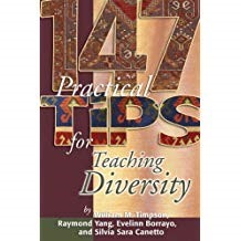 Book cover for 147 Practical Tips for Teaching Diversity