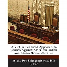 Book cover for A victim Centered Approach to Crimes