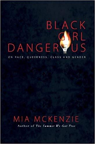 Book cover for Black Girl Danger us