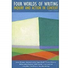 Book cover for Four Worlds of Writing