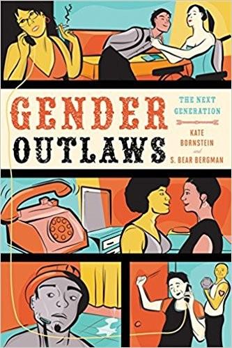 Book cover for Gender Outlaws