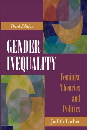 Book cover for Gender Inequality