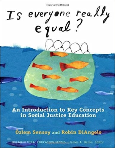 Book cover for Is Everyone Really Equal