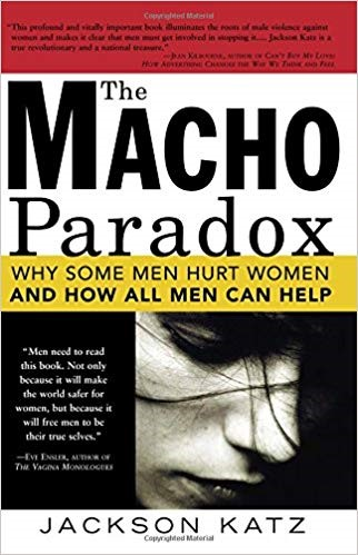 Book cover for Macho Paradox