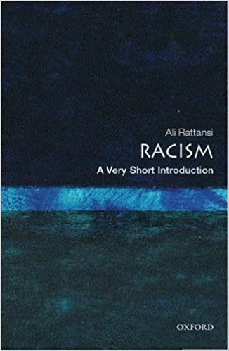 Book cover for Racism