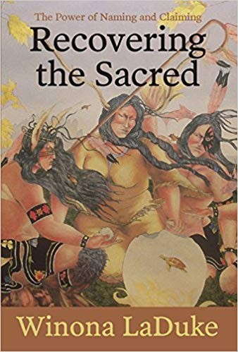 Book cover for Recovering the Sacred