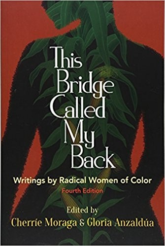 Book cover for This Bridge Called my Back