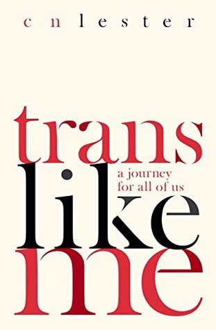 Book cover for Trans Like Me
