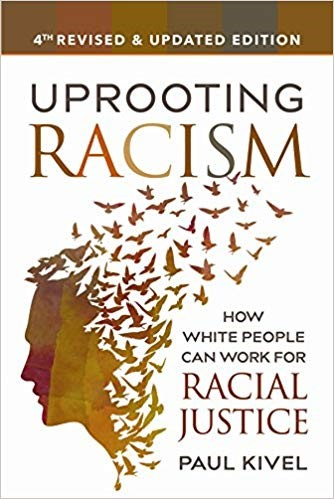 Book cover for Uprooting Racism