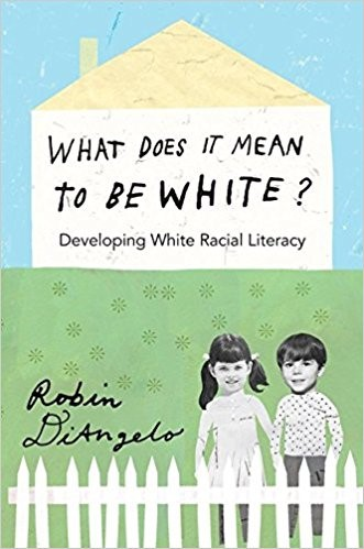 Book cover for What Does it Mean to be White