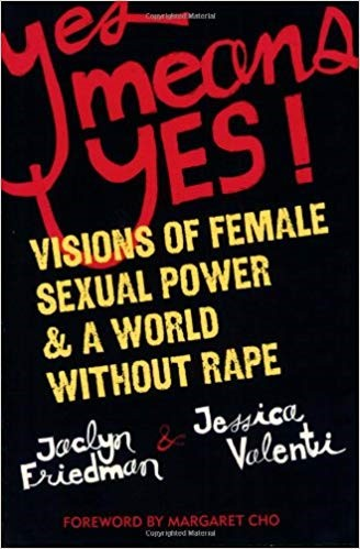 Book cover for Yes means Yes