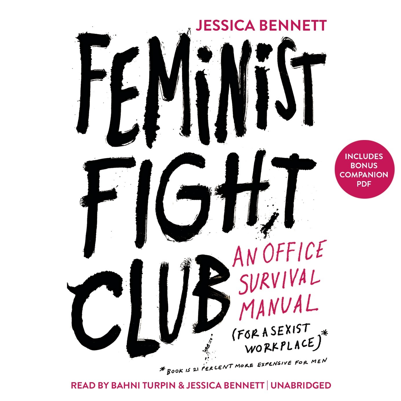 Book cover for Feminist Fight Club