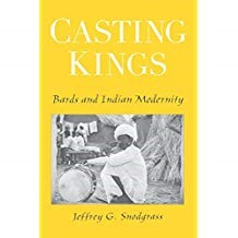 Book cover for Casting Kings