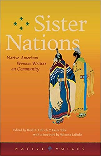 Book cover for Sister Nations